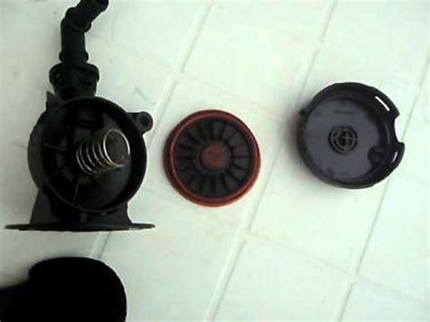 bmw    ccv valve oil separator avi youtube