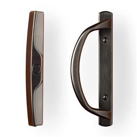 fresh milgard smarttouch patio door handle 98 in diy wood