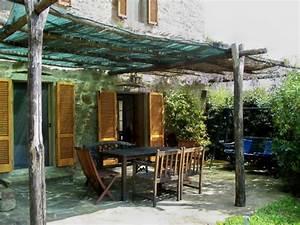 Sonnenschutz überdachte Terrasse : berdachte terrasse 48 wundersch ne ideen ~ Sanjose-hotels-ca.com Haus und Dekorationen