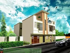 Maison 3d Dakar Senegal  Projet Plan Maison 3d Sis A Dakar