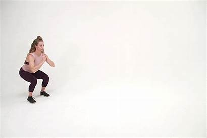Duck Walk Exercise Openfit
