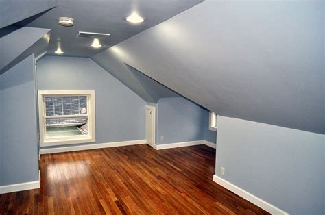 full attic remodeling  villa park il crs business corp