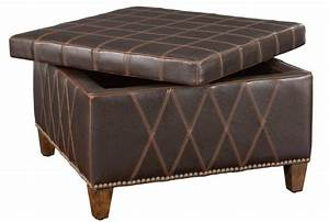 leather ottoman coffee table with storage coffee table With leather ottoman coffee table with storage
