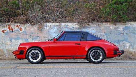 1988 Porsche 911 Carrera Targa  German Cars For Sale Blog