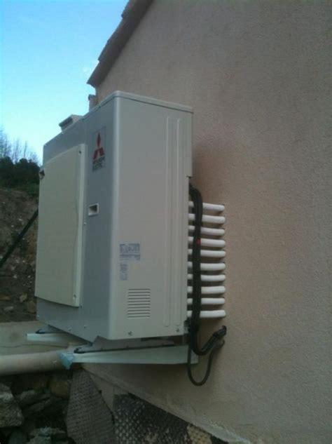 bureau sur駘ev installation de climatisation reversible mitsubishi electric à la seyne sur mer