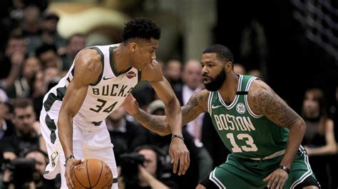 Giannis Antetokounmpo would not be denied as Bucks stop ...
