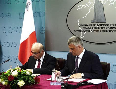 accord cadre de cooperation le kosovo et malte ont sign 233 un accord cadre de coop 233 ration lajme rreth mpj s 235 ministry of