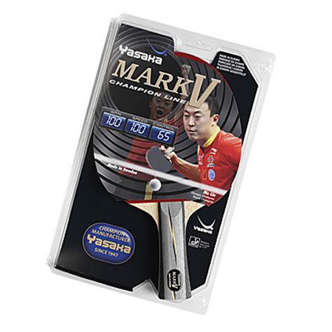 mark  champion bat yasaka table tennis champion manufacturer