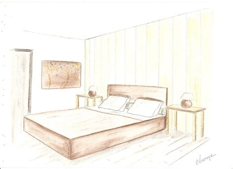 croquis chambre croquis chambre ambiance charme decor 39 in idées conseils