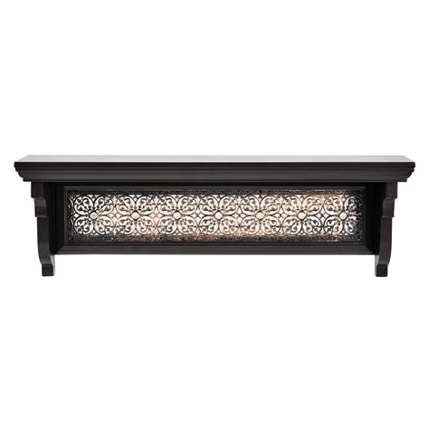 Melannco Espresso Decorative Metal Inlay Shelf. Transitional Chandeliers For Dining Room. Dark Dining Room Table. Portable Clean Room. Lattice Room Divider. Hotel Rooms In Gatlinburg Tn. Rooms For Rent In Riverside Ca. Living Room Wall Mirrors. Dining Room Shades