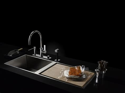 black stainless steel kitchen sink stainless steel kitchen sink home apractical magic 7906