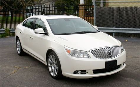 Buick Lacrosse 2011 Cxs by Sell Used 2011 Buick Lacrosse Cxs 3 6l Push Start Roof