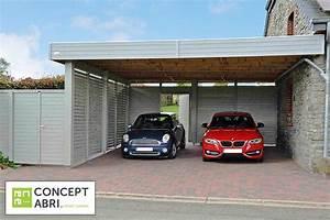 Construire Un Carport : construire un carport ~ Premium-room.com Idées de Décoration