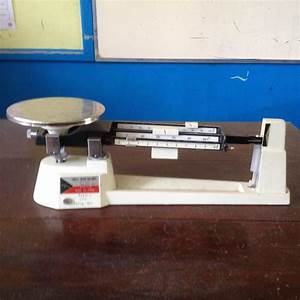 Triple beam balance - Wikipedia