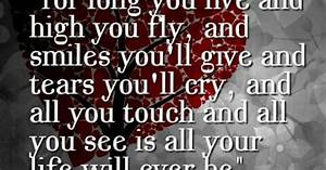 Favorite Pink F... Waiting Floyd Quotes