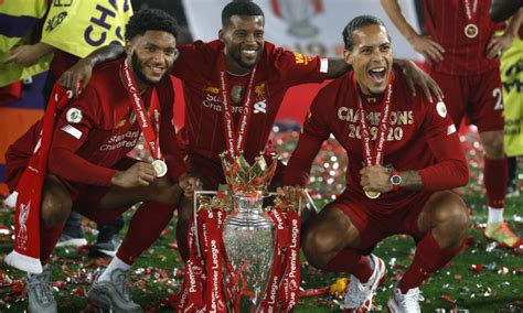 Liverpool football club is a professional football club in liverpool, england, that competes in the premier league, the top tier of english football. 'It's a fantastic feeling to say I'm a Premier League ...