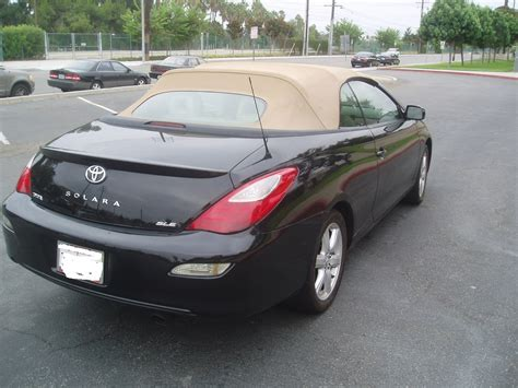2008 Toyota Solara Convertible by 2008 Toyota Camry Solara Pictures Cargurus