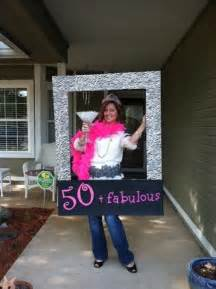 50 and Fabulous Birthday Party Ideas