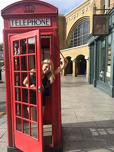 The Phone Box Outside Of King U0026 39 S Cross Will Connect You To The Ministry Of Magic
