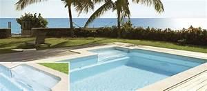 piscine et spa les deux a la fois With maison en beton coule 15 piscine coque polyester