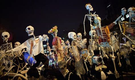 Greenwich Village Halloween Parade 2013 by Village Halloween Parade 2013