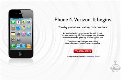 verizon iphone 4 verizon iphone 4 now on pre order