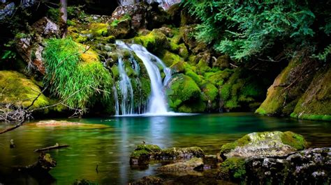 Top Most Beautiful Waterfalls The World Youtube