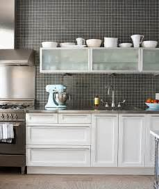 stainless steel kitchen backsplashes 15 kitchens with stainless steel countertops