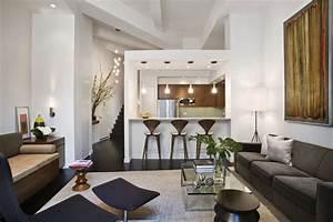 Loft, Style, Apartment, Design, In, New, York
