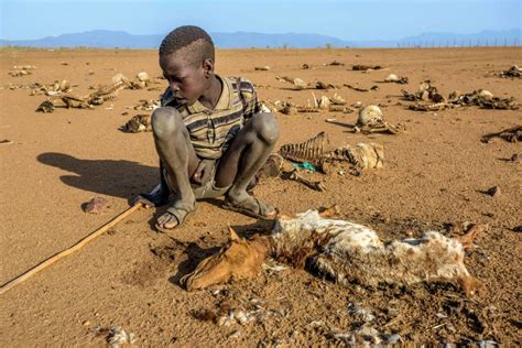 Facing Famine Battling Hunger With Hope In East Africa