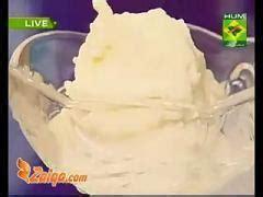 peshawari ice cream  shireen anwer zaiqa