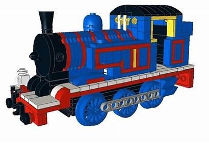 Thomas Friends Lego Edward Moc Ldd Train