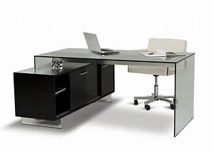 a modern office desk for your home office la furniture blog With contemporary office desk for your stylish home office