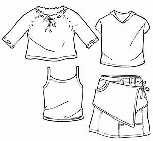 illustrator fashion template illustrator fashion With clothing templates for illustrator