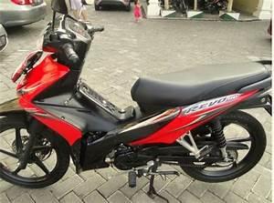 Ujang Eko  Honda Absolute Revo 110