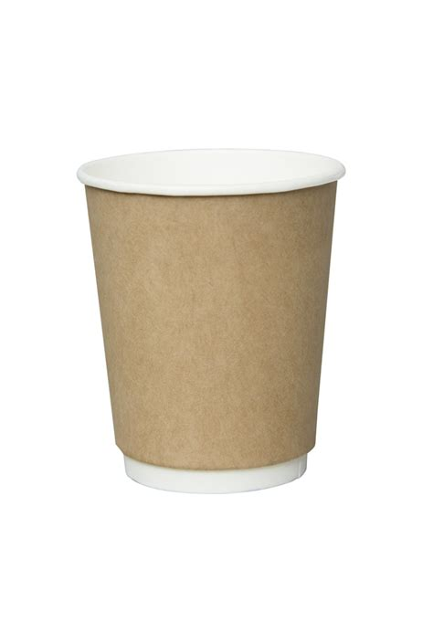 12oz double wall craft paper cup