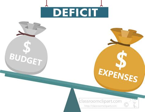 Budget Deficit Clip Art | www.imgkid.com - The Image Kid ...