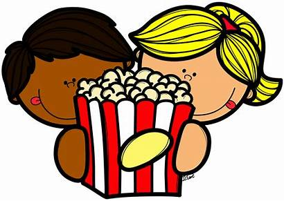 Clipart Melonheadz Clip Cine Al Transparent Popcorn