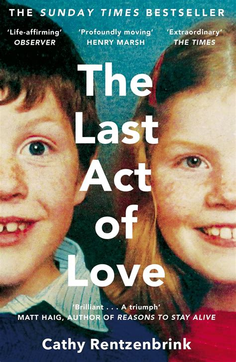 act last books cathy story sister brother kindle amazon richard judy zoom claire marie brilliant reading right hmv waterstones panmacmillan