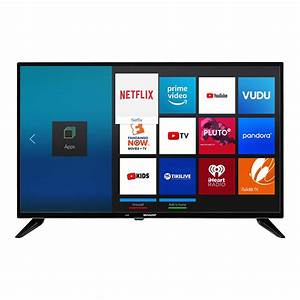Sharp 32 U0026quot  Class Hd  720p  Smart Led Tv  Lc-32q5230u