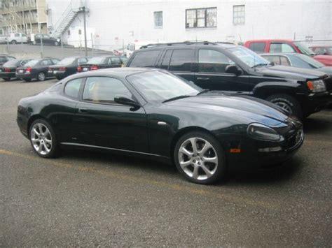 2002 Used Maserati Coupe Gt At Sports Car Company, Inc