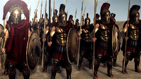 Spartan War by Lord Buio Quot Sparta Anthology Reskin Quot News Rome 2 Update