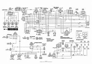 Husqvarna Riding Mower Wiring Harness Wiring Diagram
