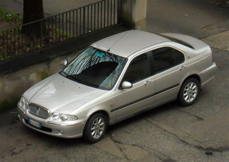 File:2000 Rover 45 1.4.jpg - Wikimedia Commons