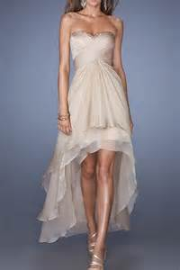 bague mariage robe chagne courte devant eternelle de soiree l182