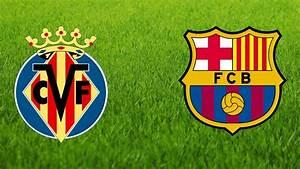 Como ver el partido Villareal vs FC Barcelona