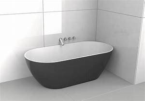 Freistehende Badewanne Schwarz : riho bilbao freistehende badewanne 170 x bad ~ Sanjose-hotels-ca.com Haus und Dekorationen