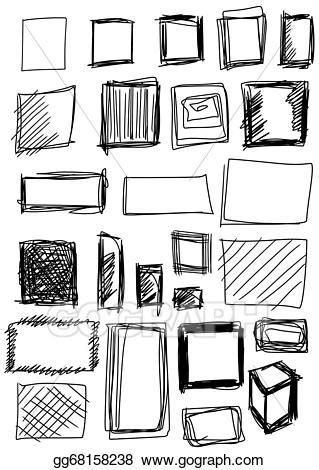 square clipart drawing square drawing transparent