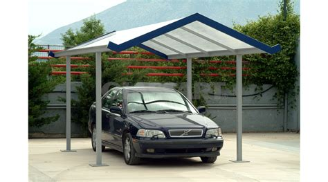 Car Shelter by Car Shelters Glassart
