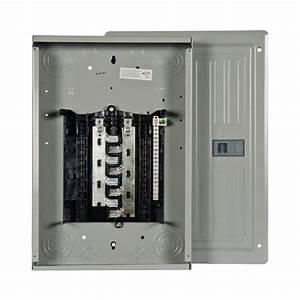 Siemens Es Series 125 Amp 16-space 24-circuit Main Lug Indoor Load Center-s1624l1125